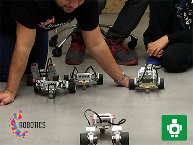 Εργαστήρια Ρομποτικής από το UTech Lab του Ιδρύματος Ευγενίδου