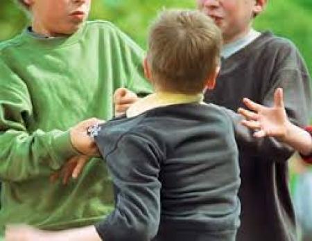 Ενδοσχολική βία – bullying