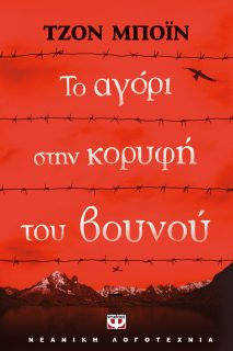 Book Cover: Το αγόρι στην κορυφή του βουνού