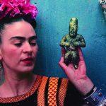 Φρίντα Κάλο με την Pascaline Bossu