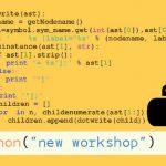 Εργαστήριο: Εισαγωγή στην γλώσσα προγραμματισμού Python