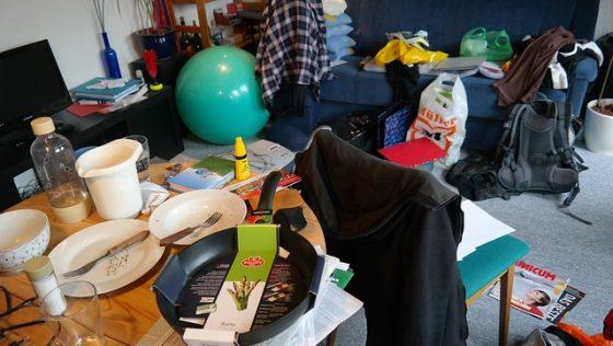 Γονείς αντιμέτωποι με ακαταστασία και το χάος των εφήβων