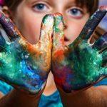 """""""Art Therapy για παιδιά και εφήβους-Μέθοδος Vera Vasarhelyi και Παιδικό Ιχνογράφημα""""-Εκπαιδευτικό Πρόγραμμα"""