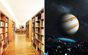 Αναγνώσεις και συζητήσεις για θέματα Αστρονομίας και Διαστήματος @ ΒΙΒΛΙΟΘΗΚΗ του Ιδρύματος Ευγενίδου   Παλαιό Φάληρο   Ελλάδα
