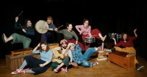 Μουσικοθεατρική παράσταση «Η Χύτρα με το Χρυσάφι» @ Θέατρο Μορφές Έκφρασης