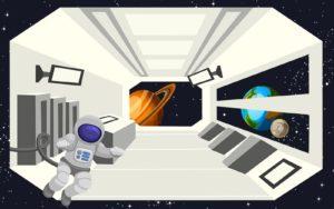 Σχεδιάζοντας για τους αστροναύτες @ UTECH LAB του Ιδρύματος Ευγενίδου   Παλαιό Φάληρο   Ελλάδα