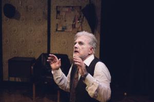 «Το Όνειρο ενός Γελοίου» του Φιοντόρ Ντοστογιέφσκι σε ερμηνεία Θωμά Κινδύνη, στο Θέατρο Μορφές Έκφρασης @ Θέατρο Μορφές Έκφρασης | Αθήνα | Ελλάδα